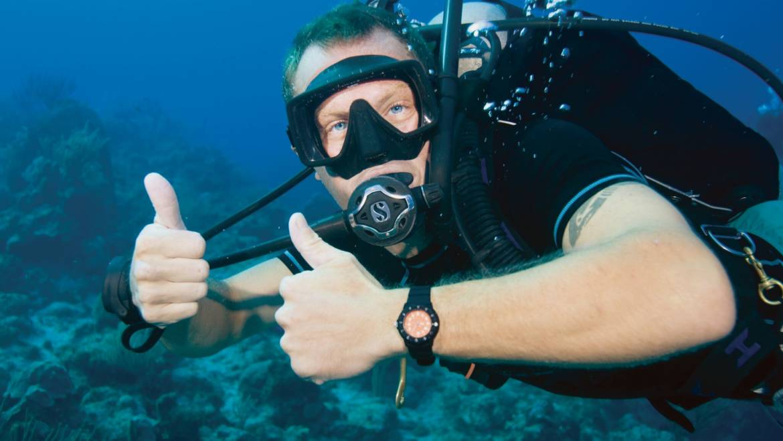 Kurs PADI NITROX Diver